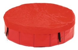 Abdeckung Karlie für Hundepool – 118 x 13 cm, rot - 1