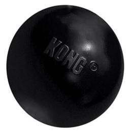 Nobby Kong Extreme Ball, Medium / Large, 7.5 cm, schwarz - 1