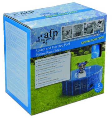 AFP Chill Out – Splash And Fun Dog Pool , PVC, S - 2