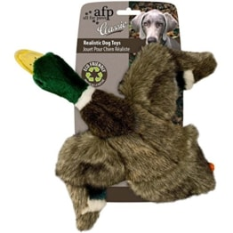 All for Paws Wildente mit Squeeker Large-1PACK