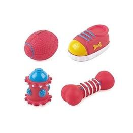 Ancol Small Bite Puppy Selection Spielzeug für Welpen