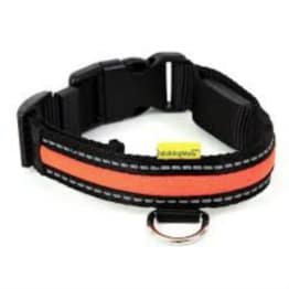 Animate Soft Nylon LED-Halsband