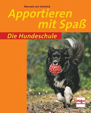 Apportieren mit Spaß (Die Hundeschule), Ratgeber