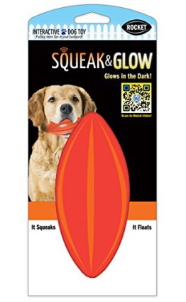 Beldorado Squeak und Glow Rocket