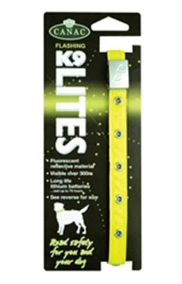 Bequeme K9 Lites Halsbänder für Hunde