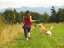 Whistler Balls mit Frauchen und Hund