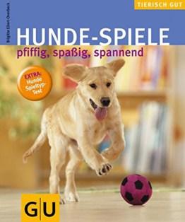 Hunde Spiele (GU Tierisch gut), Kniffelige Suchspiele