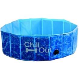 Hundepool - Chill Out Splash & Fun Dog Pool Größe S bis XL