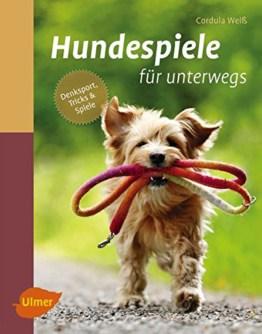 Hundespiele für unterwegs: Denksport, Tricks und Spiele