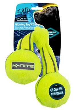 K-Nite Glowing Tug'N'Sling neongelb