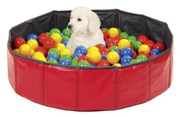 Karlie Flamingo Bälle Bad für Doggy Pool - 250 Stück