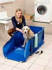 Karlie Flamingo Doggy Shower für große Hunde 100 x 61.6 cm x 50 cm - 1