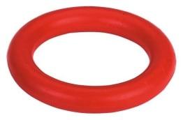 Kerbl Ring - Naturgummi, circa 15 cm, farblich sortiert