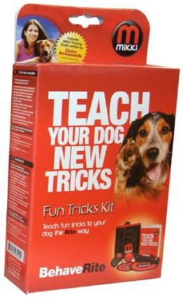 Mikki Clicker Trainingsset zum Erlernen neuer Tricks