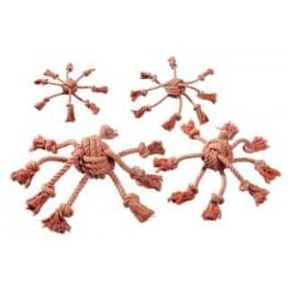 Multiknoten Octopus, waschbar, zur Zahnpflege, robust