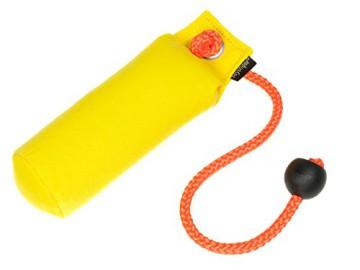Mystique Dummy Long Throw, 250 g, Gelb, schwimmfähig