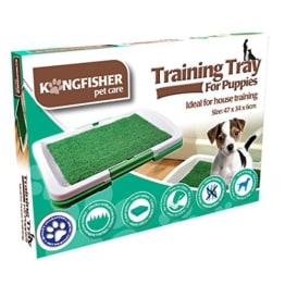 Pet Care - Training Tray Für Welpen, sehr robust, Kunststoff