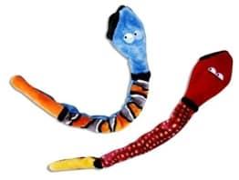 Plüschspielzeug, Kong Schlange aus Plüsch - 1
