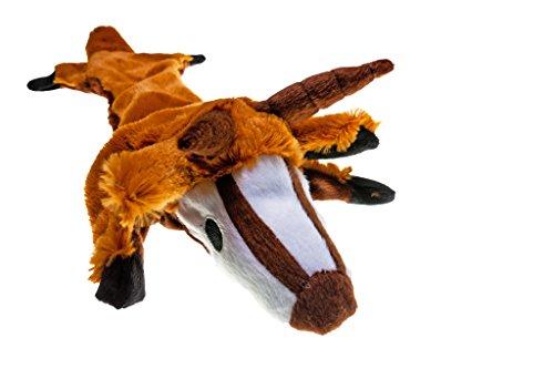 Quietschspielzeug für kleine und große hunde antilope