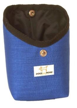 TaschenTasche (Leckerlietasche für die Jackentasche) in Blau