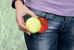 Tennisball Clip