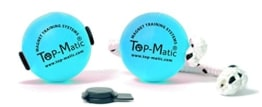Top-Matic Profi Set SOFT, Hundespielzeug, Magnet Trainings Ball - 1