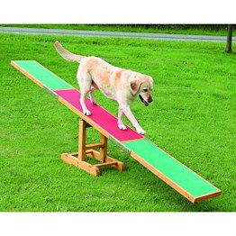 Trixie Dog Activity Agility Wippe, 300 × 54 × 34 cm