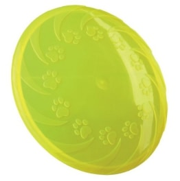 Trixie Dog Disc - thermoplastisches Gummi (TPR) Hundefrisbee