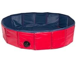 2in1 Hundeswimmingpool Runde & Eckige Form Grösse L - XL