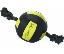 AQUA ACTION BALL mit Squeeker Hundeball, Schwimmspielzeug