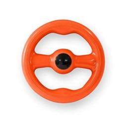 Freezack Floating Ring Hundespielzeug, schwimmend, M