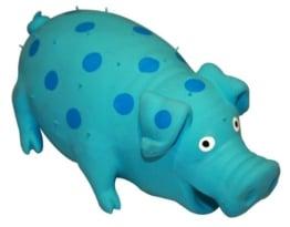 Happy Pet Schwein aus Latex mit Quietscher