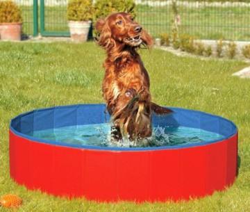 Karlie DOGGY POOL der Swimmingpool für Hunde