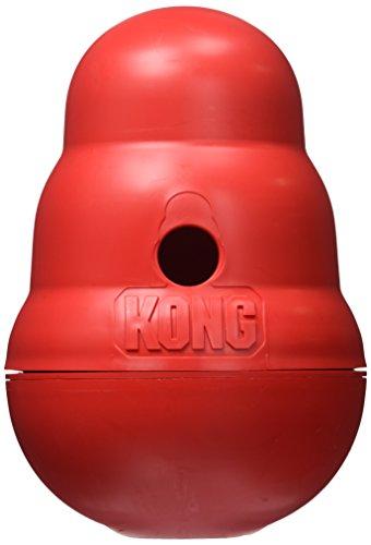 Kong Wobbler Hundespielzeug, befüllbar mit Snacks