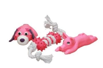 Nobby Latex Starter Set, kleine Hunde, Welpen