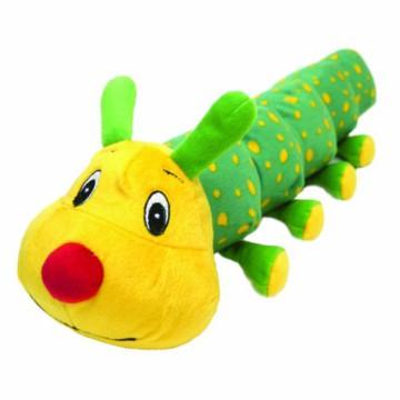 "Rosewood Hundespielzeug ""Ron Raupe"", Quietscher"