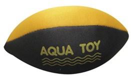 Schwimmendes Hundespielzeug Football (17 cm)