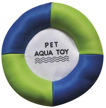 Schwimmendes Hundespielzeug Frisbee (18 cm)