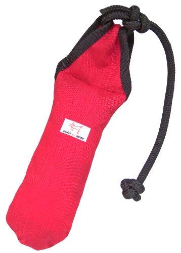 Schwimmfähiges Apportierspielzeug ' Joggler ' (Medium), Rot