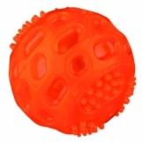 Trixie Blinkball, thermoplastisches Gummi (TPR), 6.5 cm