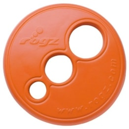 Wolters Rogz Beltz Hundespielzeug RFO Frisbee - schwimmfähig