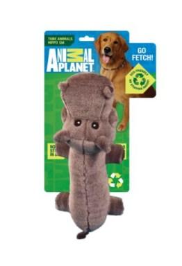 Das Animal Planet Plüsch Nilpferd ist mit seiner Größe von ca 18 cm für alle Hunderassen und Größen geeignet. Es besteht aus robustem, weichem Plüsch.