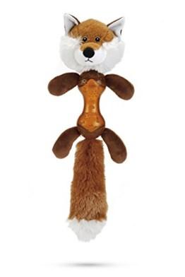 Das Plüschtier Birin stellt einen niedlichen Fuchs dar. Er ist zusätzlich durch das Material TPR recht solide. Mit 43 cm Größe ein echter Brocken.