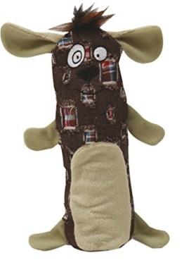 Der Toy Tramp ist ein lustig aussehendes Fantasietier im Landstreicher Look. Mit seinen 25 cm ist er besonders für kleinere und mittlere Hunde gedacht.