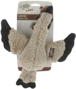 Der Plüschvogel aus der Cuddle-Serie ist ein weicher und kuscheliger Spielkamerad mit einer Größe von 30 cm. Der Hund wird ihn lieben.