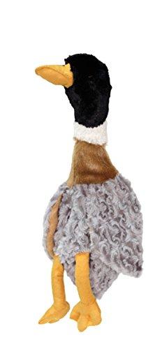 Die Super Soft Ente ist ein schönes Plüschspielzeug mit einer Größe von 40 cm, damit passt sie als Spielzeug für Hunde aller Größen.
