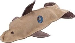 Wildleder Delphin