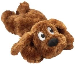 Das Plüschspielzeug Hund Schlappi von Nobby ist ein niedlicher Spielfreund für ihren Hund. Mit 39 cm Größe auch für größere Hunde geeignet.