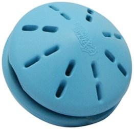 Das PetSafe Welpenspielzeug - Extra klein ist ideal zur Befüllung mit Leckerlies. Die kleinen Welpen können ihre Zähne und Kiefer trainieren.