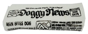 Die Doggy News Extraausgabe.